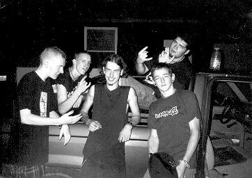 Original lineup + Joey